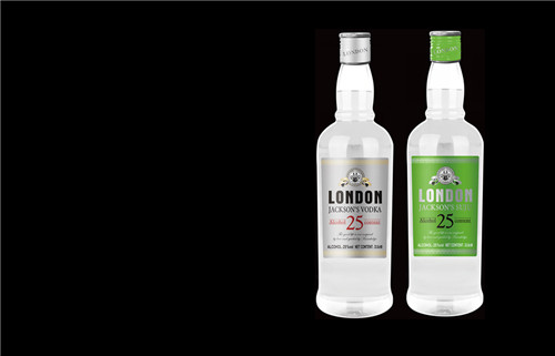 338ML JACKSON'S VODKA