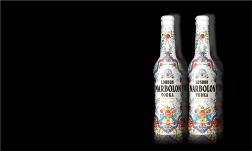 338ML NARBOLON VODKA
