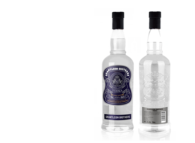 750ML GRANTLEION BROTHERS VODKA