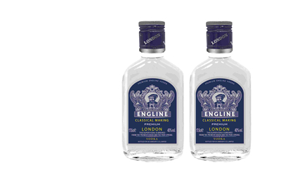 175ML ENGLINE VODKA
