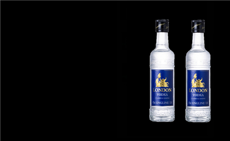 125ML ENGLINE VODKA